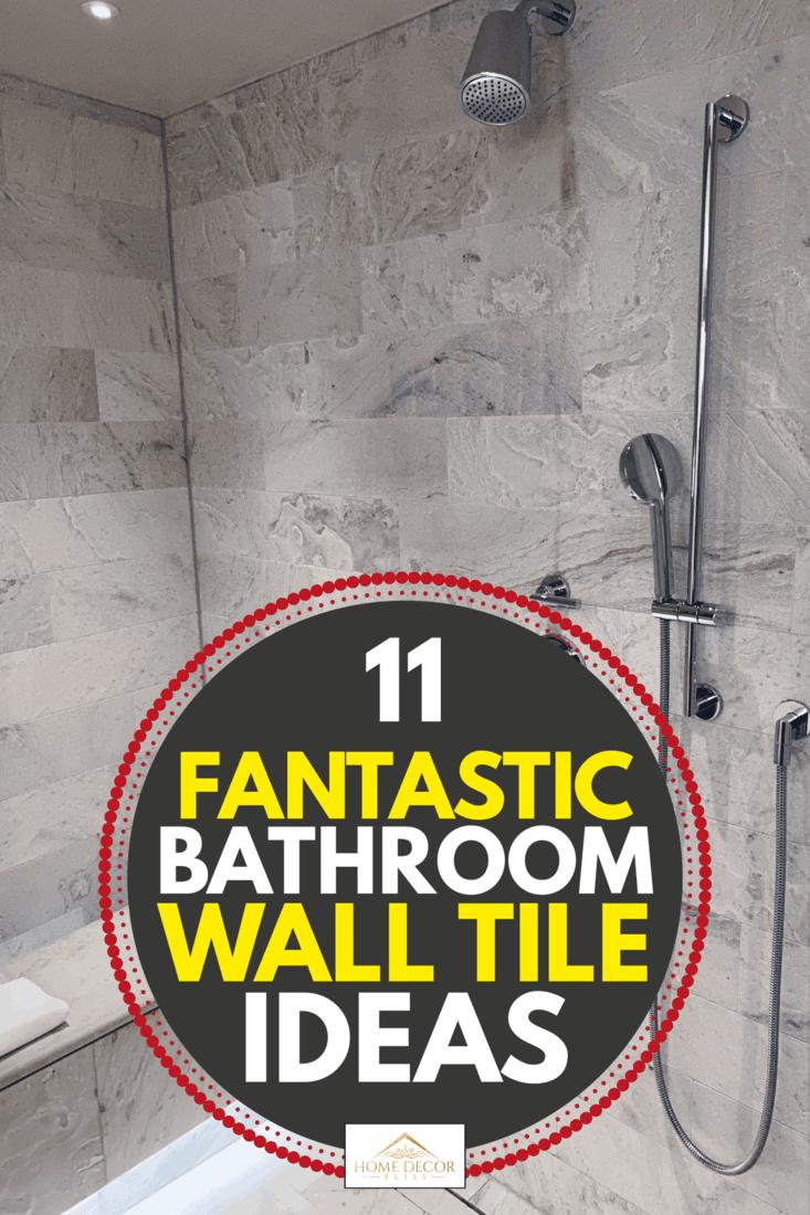 11 fantastic bathroom wall tile ideas