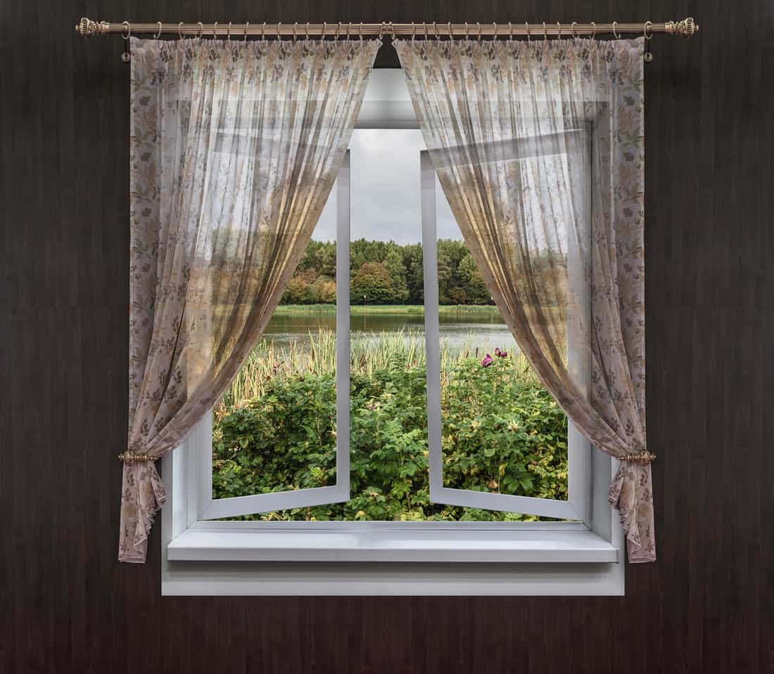 13 cute small window curtain ideas