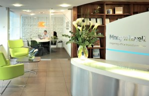 Office Ideas – Reception Decor