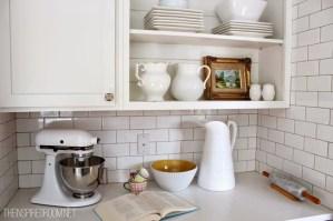 Baking Centers in Kichens
