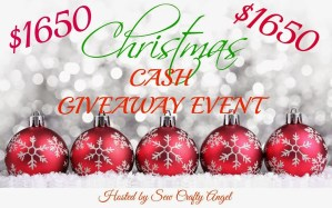Christmas Cash Giveaway Event