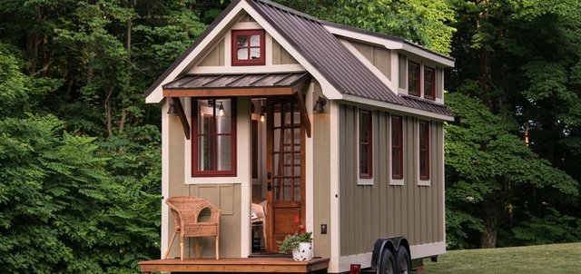 HGTVs Tiny House Big Living