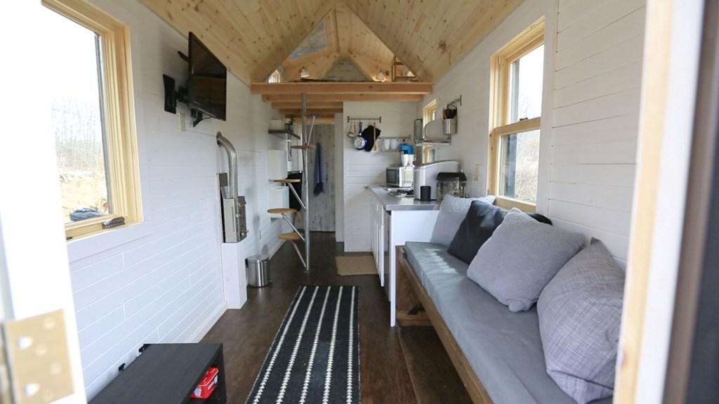 Inside Tiny Homes