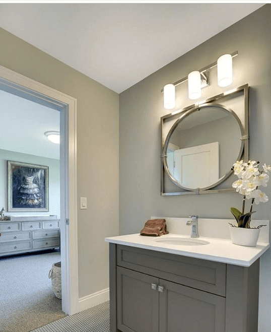 decorating bathroom vanity ideas