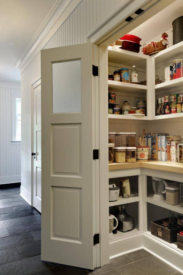 pantry doors ideas