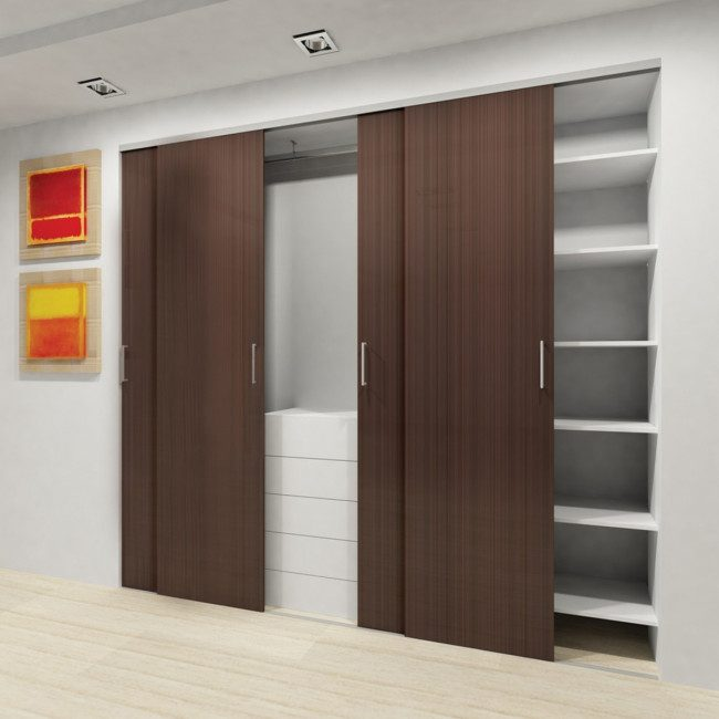 25 Savvy Closet Door Ideas To Enhance Closet Usage Amazing