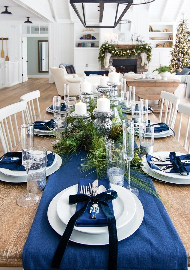 charger table setting