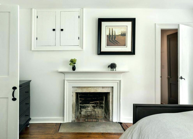 corner fireplaces design