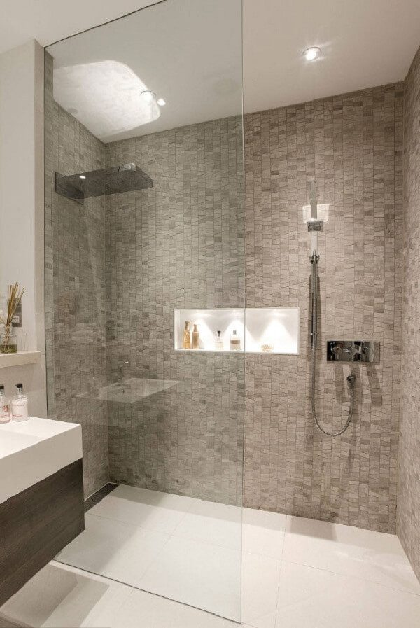 18 Exciting Walk In Shower Ideas Modern Remodel Design