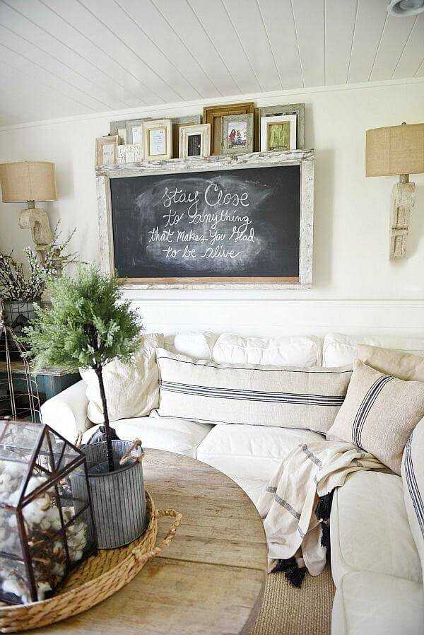 vintage farmhouse wall decor