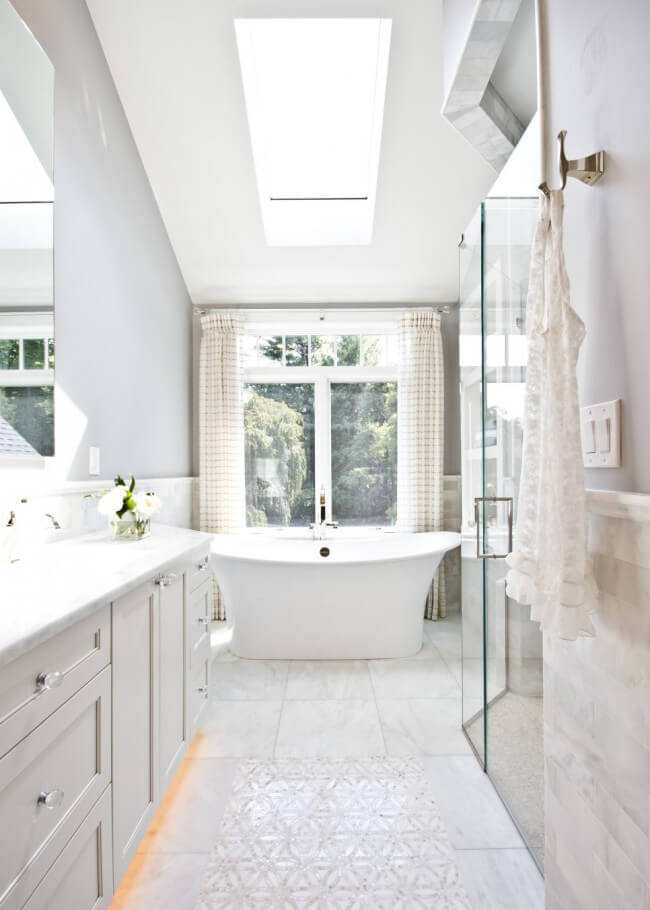 farmhouse bathroom lighting