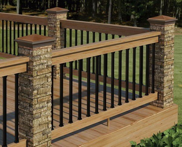 cable deck railing ideas