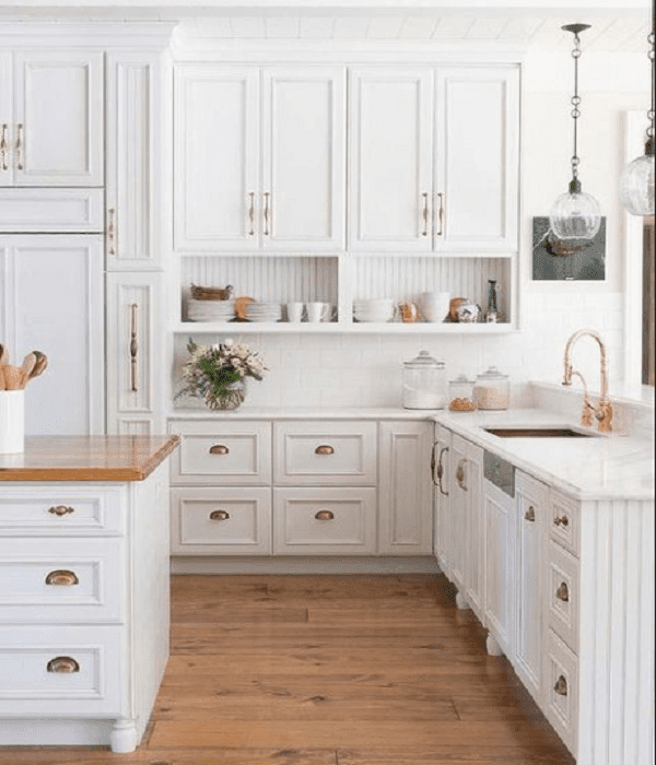 antique white kitchen cabinets lowes