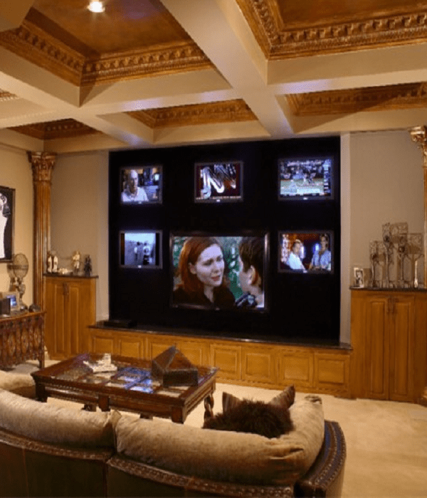 basement hometheater