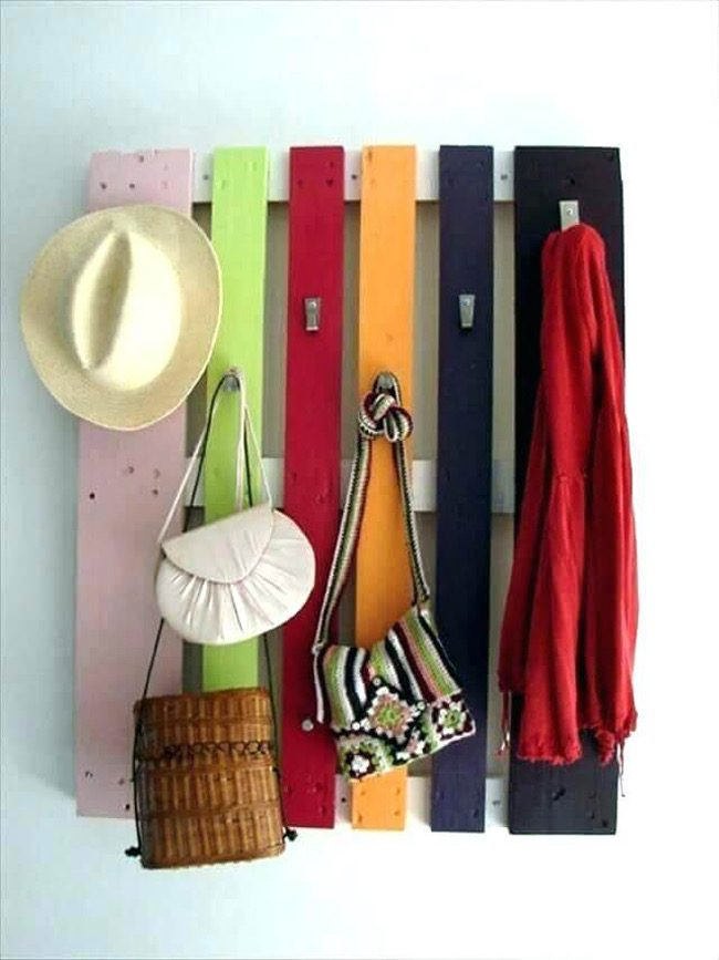 hat rack ideas simple for kids room