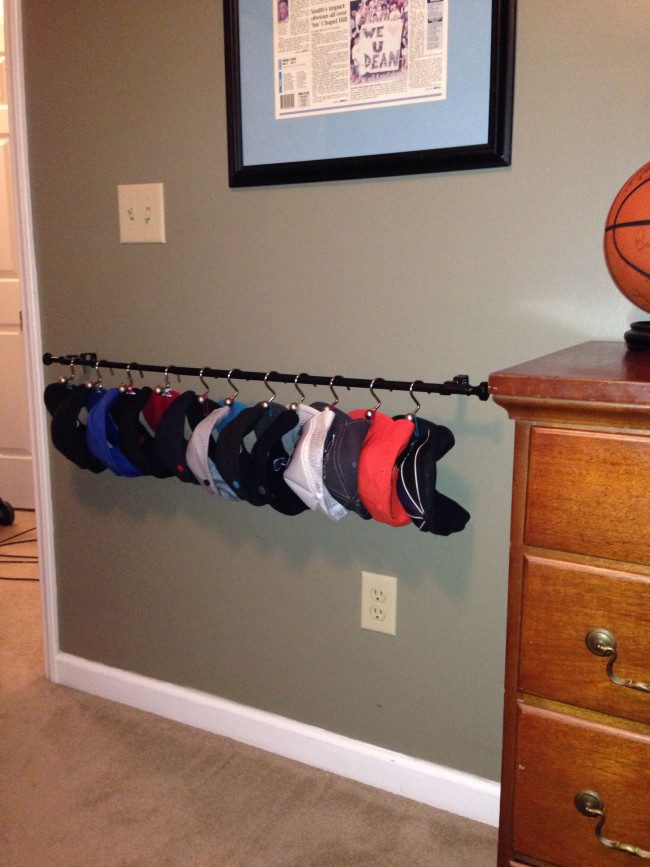 hat rack diy plans