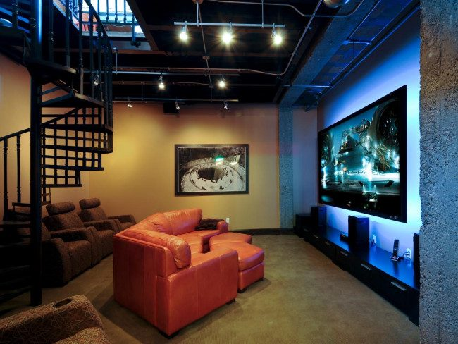 media room ideas furniture