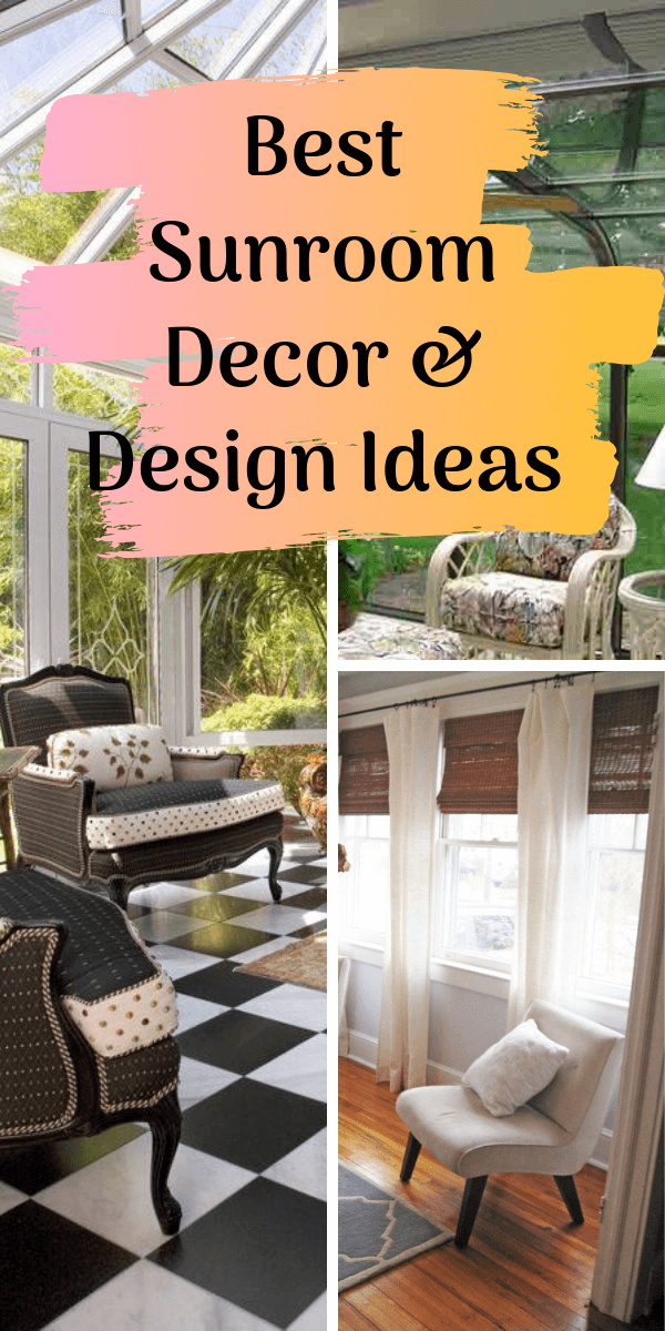 sunroom color ideas
