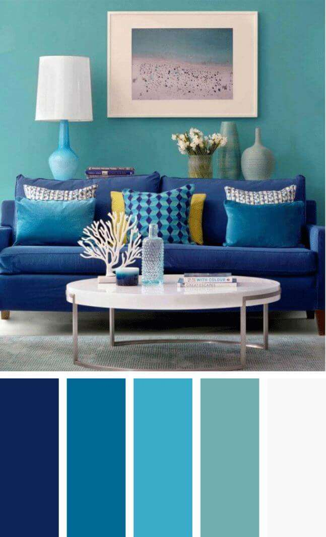 living room color schemes tan couch