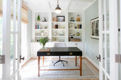 Some Easy Tips To Design The Best Home Office Layout