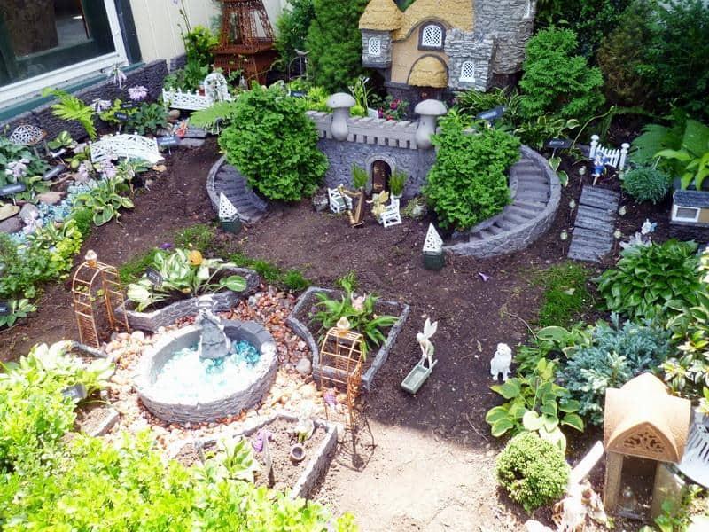 How To Make The Beautiful Fairy Garden Ideas
