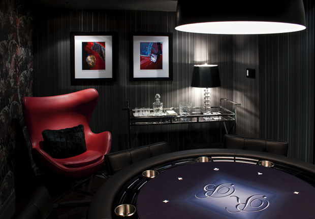 20 Playing Tables For Modern Gaming Rooms Home Decor Ideas