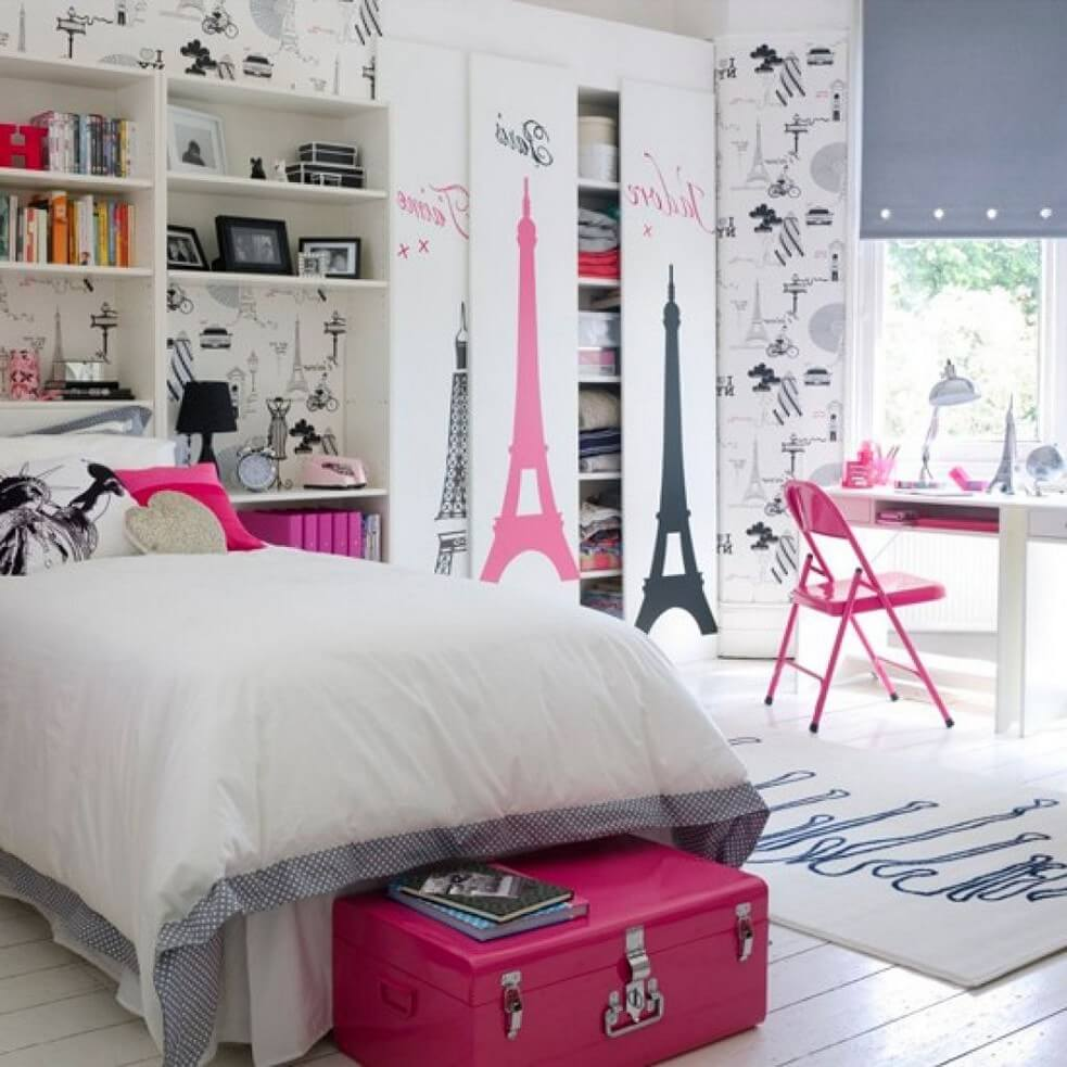 25 Best Teenage Girl Bedroom Ideas with Images - Home ...