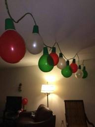 Easy DIY Office Christmas Decoration Ideas 02