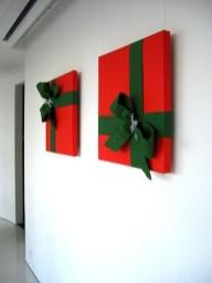 Easy DIY Office Christmas Decoration Ideas 05
