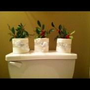 Inspiring Winter Bathroom Decor Ideas You Will Totally Love 02