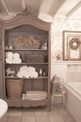 Adorable Modern Shabby Chic Home Decoratin Ideas 25