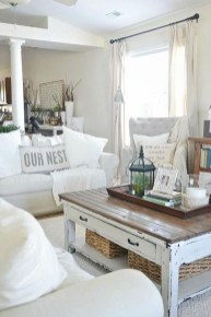 Adorable Modern Shabby Chic Home Decoratin Ideas 35