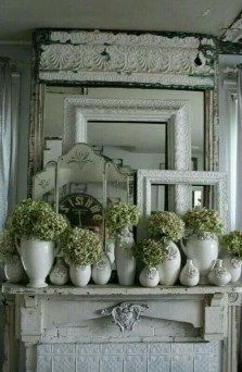 Adorable Modern Shabby Chic Home Decoratin Ideas 66