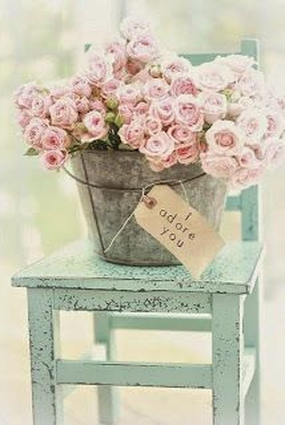 Adorable Modern Shabby Chic Home Decoratin Ideas 93