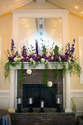 Adorable Pink And Purple Christmas Decoration Ideas 06