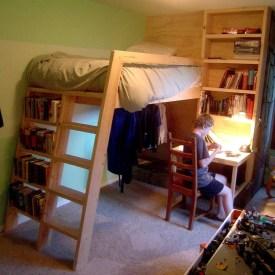 Brilliant Bookshelf Design Ideas For Small Space You Will Love 04