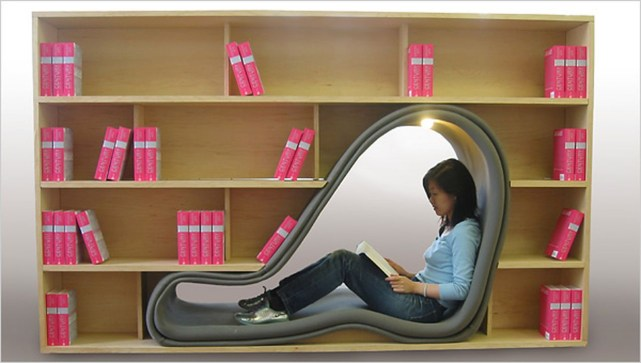 Brilliant Bookshelf Design Ideas For Small Space You Will Love 06