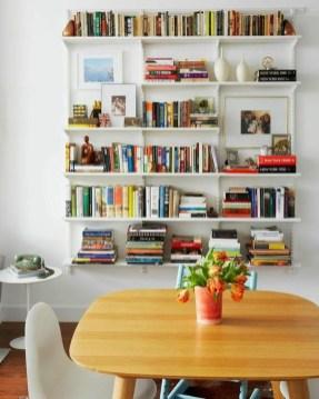 Brilliant Bookshelf Design Ideas For Small Space You Will Love 25