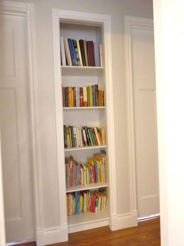 Brilliant Bookshelf Design Ideas For Small Space You Will Love 39