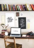 Brilliant Bookshelf Design Ideas For Small Space You Will Love 43