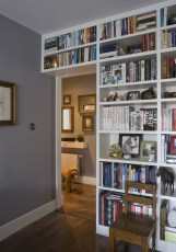 Brilliant Bookshelf Design Ideas For Small Space You Will Love 57