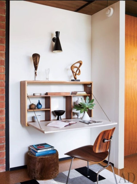 Brilliant Bookshelf Design Ideas For Small Space You Will Love 66