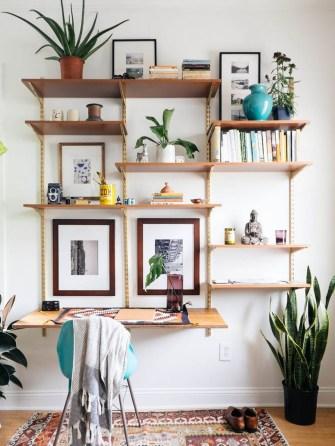 Brilliant Bookshelf Design Ideas For Small Space You Will Love 67