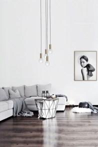 Cozy Scandinavian Interior Design Ideas For Your Apartment 45