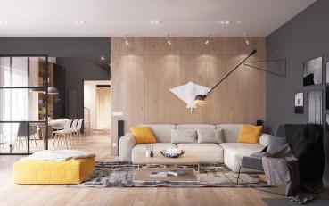 Cozy Scandinavian Interior Design Ideas For Your Apartment 84