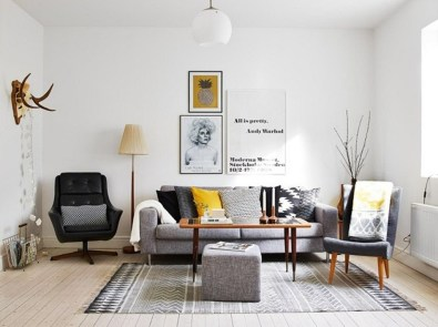 Cozy Scandinavian Interior Design Ideas For Your Apartment 93