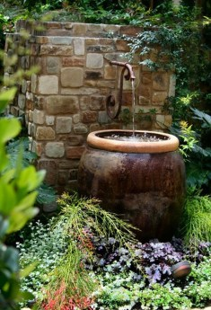 Cozy And Relaxing Country Garden Decoration Ideas You Will Totally Love 69