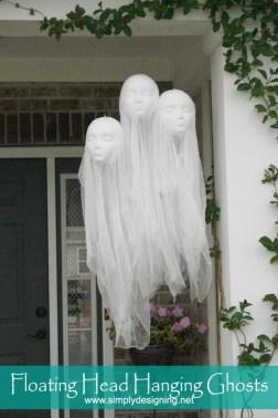 Creepy But Creative DIY Halloween Outdoor Decoration Ideas 31