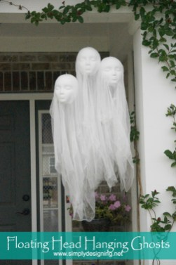 Creepy But Creative DIY Halloween Outdoor Decoration Ideas 31