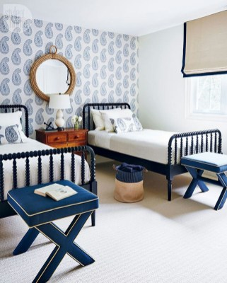 Cute Boys Bedroom Design Ideas For Small Space 59